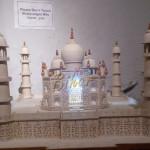 Tajmahal created by wood artis Bijetanand