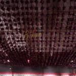 Decoratated ceiling
