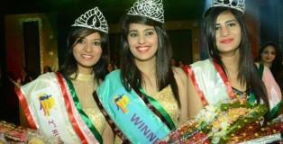 Piyush Varsha Miss Bihar - 2015