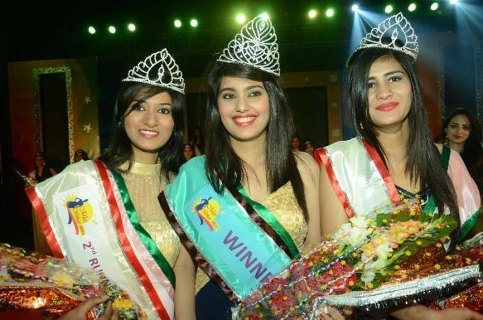 Piyush Varsha crowned Miss Bihar – 2015