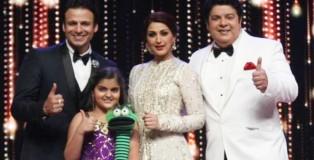 India's Best Dramebaaz winner is Biahri angel Swasti Nitya