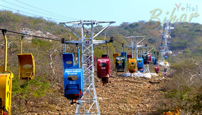 Rajgir ropeway