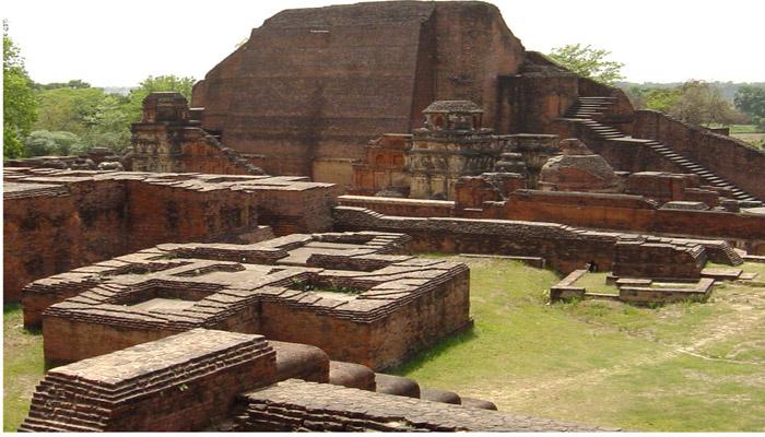 Nalanda remains