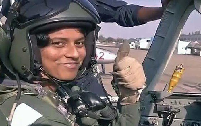 बिहार कि बेटी भावना देश की पहली महिला फाइटर पायलट में शामिल