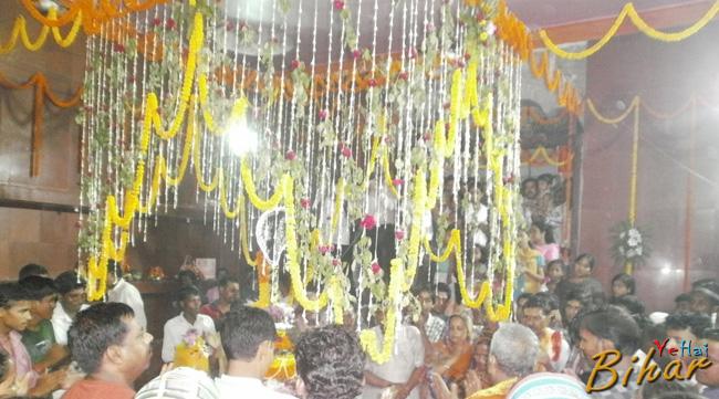 पतालेश्वर मंदिर आरती, हाजीपुर