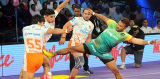 प्रो कबड्डी के फाइनल में पटना पाइरेट्स का मुकाबला जयपुर पिंक पैंथर्स से