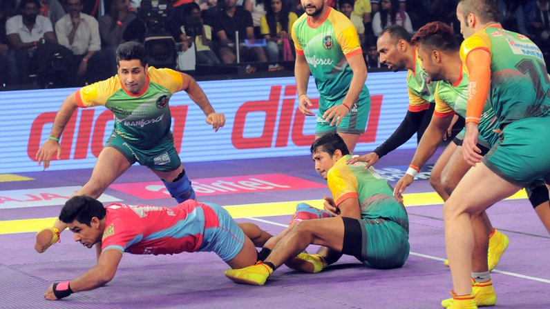 Patna Pirates Crowned Pro kabaddi season 4