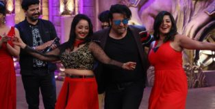 krishan with rani chatarjee and monalisha
