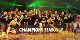 Patna Pirates crowned Star Sports Pro Kabaddi Season 4