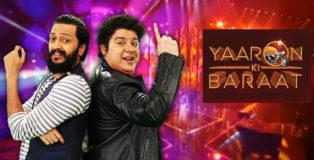 Kheshari Lal Yadav at Zee Tv show Yaaron Ki Baraat