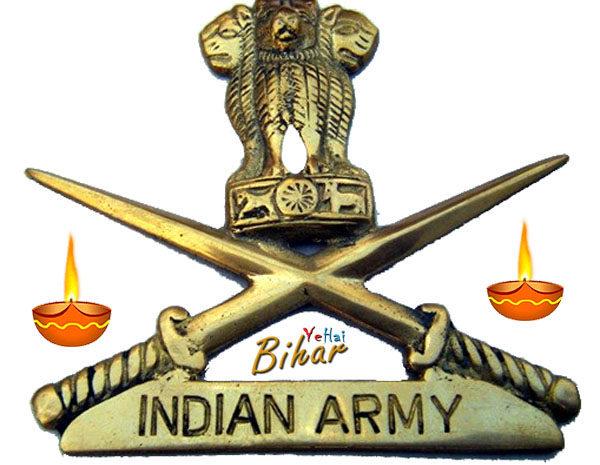 आज दिवाली पे 2 दीये अपने भारतीय सैनिको के नाम का जलाये