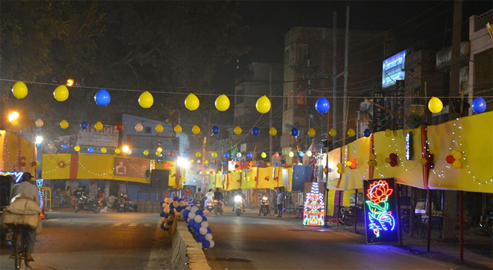 beautiful-decoration-for-chhath-puja-at-patna