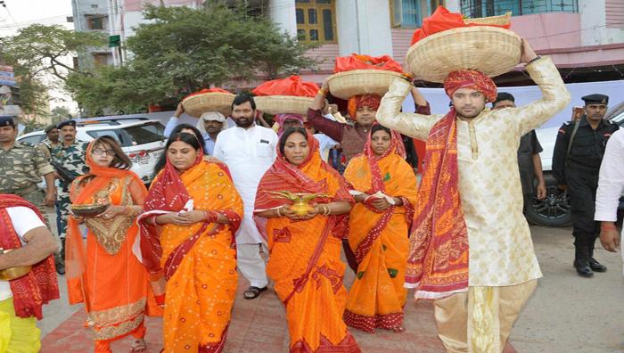 ram-vilash-paswan-at-chhath-puja