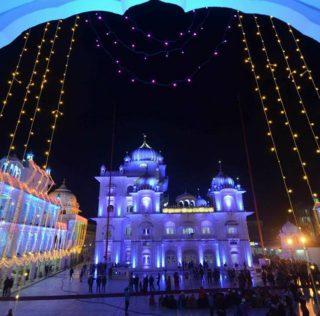 350 वें प्रकाशोत्सव के लिए पटना पूरी तरह श्रद्धालुओं के लिए तैयार