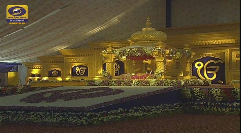 guraudwara-gandhimaidan