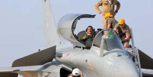 Rajeev Prataap Rudhi Flied Rafael