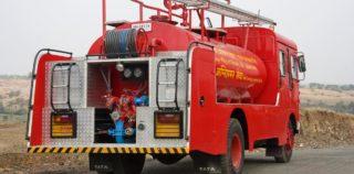 मुजफ्फरपुर में दमकल विभाग ने पहले पैसा लिया फिर आग बुझाई