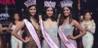 बिहार की प्रियंका कुमारी को फेमिना मिस इंडिया 2017 में मिला तीसरा स्थान
