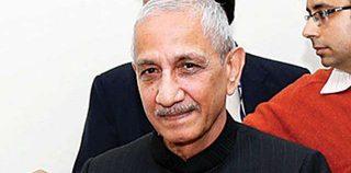 केंद्र ने बिहार के बेटे दिनेश्वर शर्मा को कश्मीर का वार्ताकार बनाया